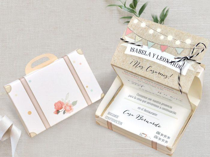 invitatii nunta 39719 haoiase crem roz
