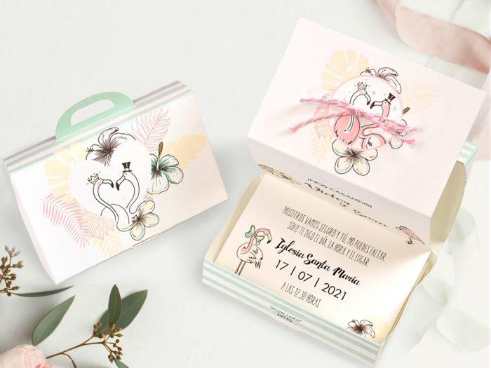 invitatii nunta 97345 cutiuta eleganta