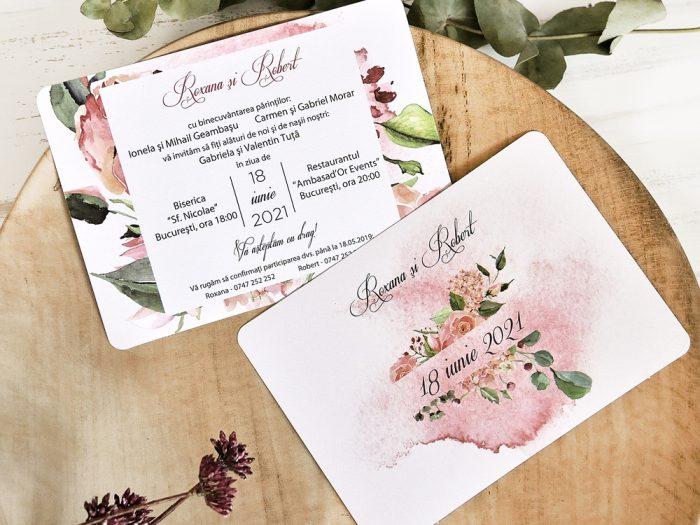 invitatii nunta 39781 elegante ieftine