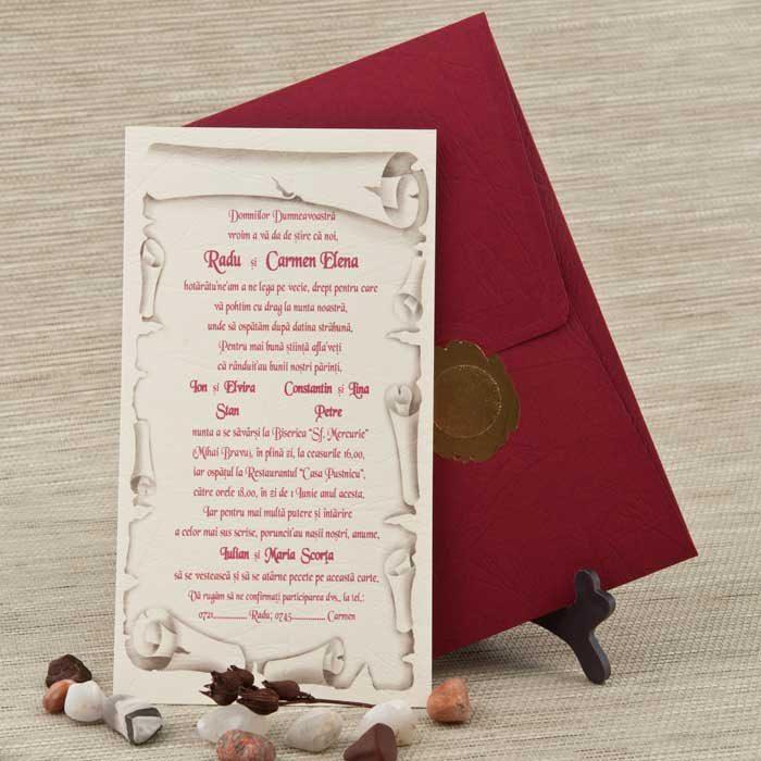 invitatii nunta 1019