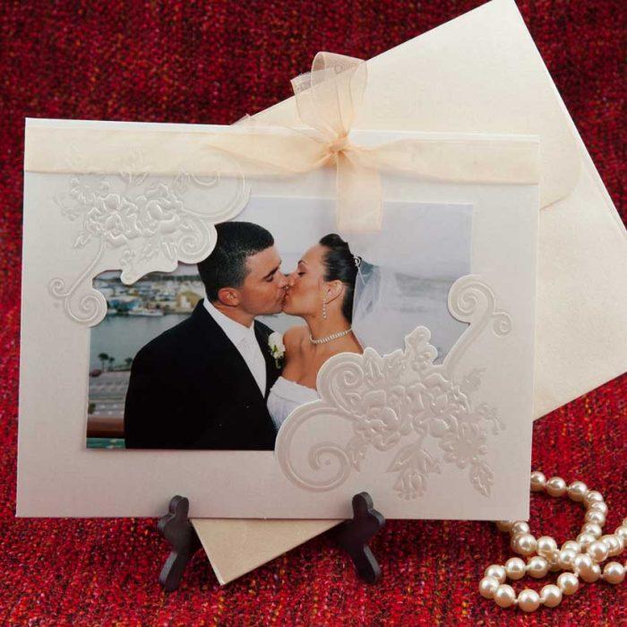invitatii nunta cu poza 5145