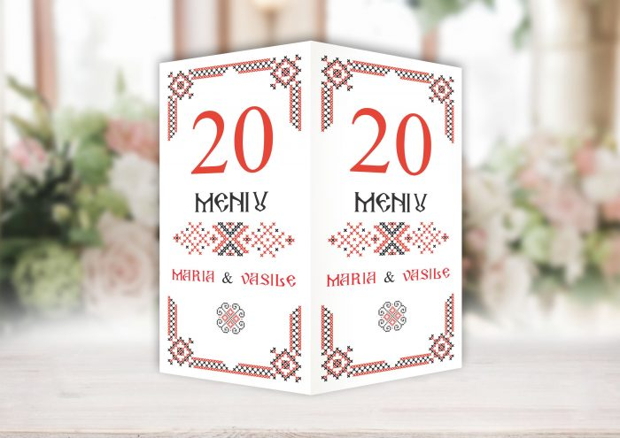 Meniu nunta 22 traditional