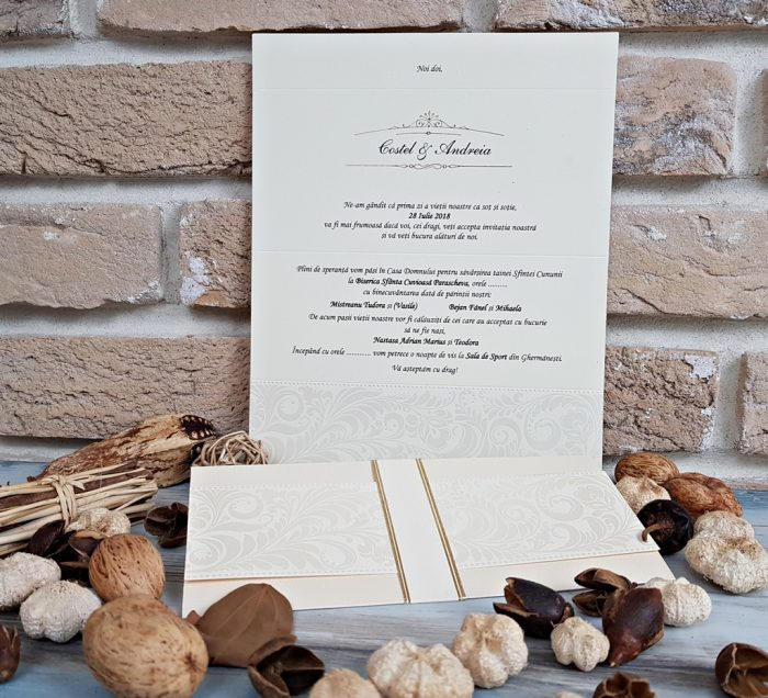 invitatii nunta ieftine 2619