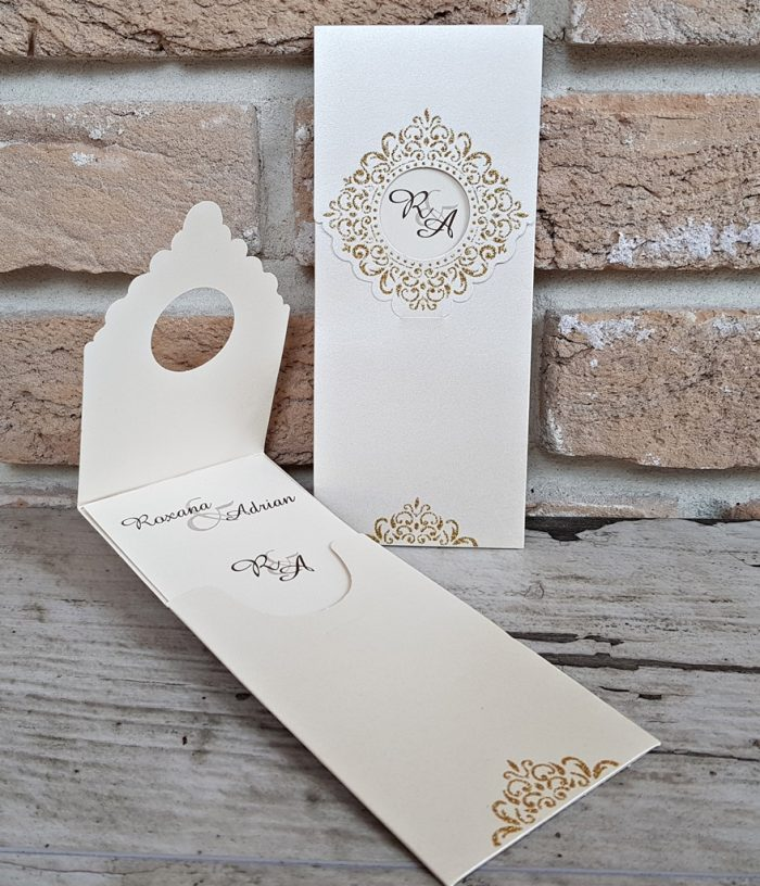 invitatii nunta elegante 2648