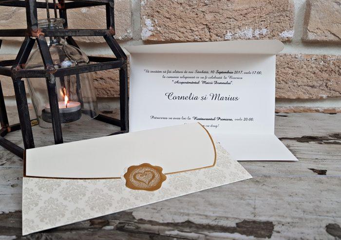 invitatii nunta ieftine 2715