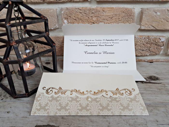 invitatii nunta ieftine 2716