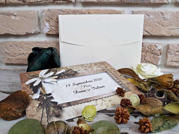 invitatii nunta ieftine 2737