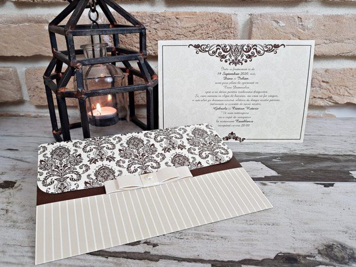 invitatii nunta elegante 2751