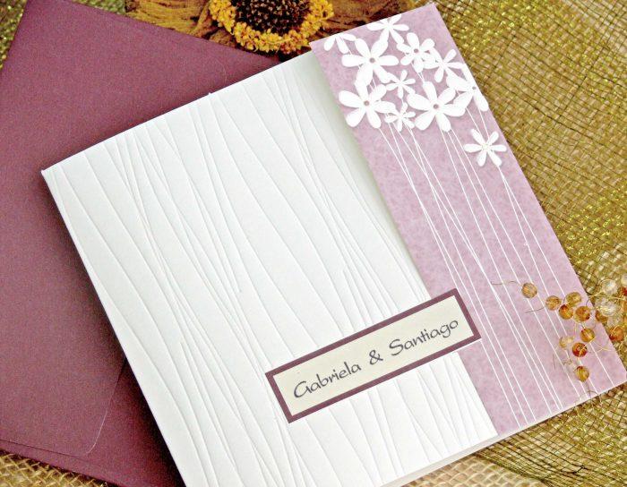 invitatii nunta mov 32717