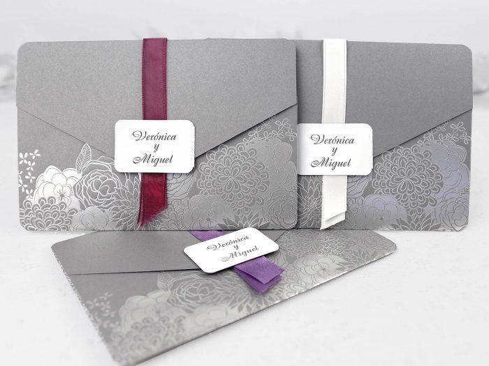 invitatii nunta argintii 39113