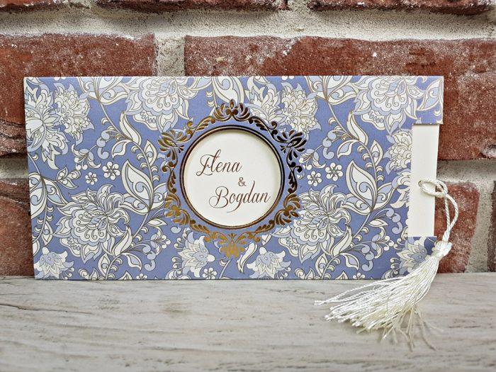invitatie nunta 5574 eleganta