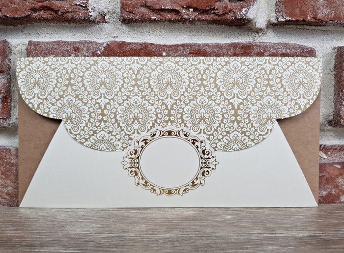 invitatie nunta 5618 eleganta clasica
