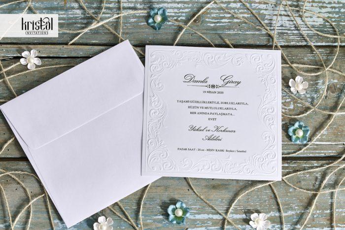 invitatii nunta simple elegante 70282