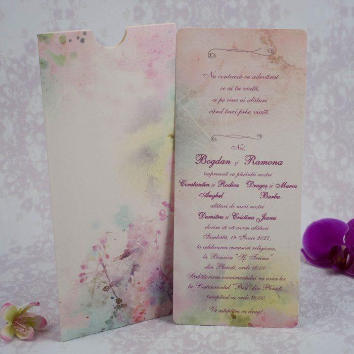 invitatii nunta ieftine 20184