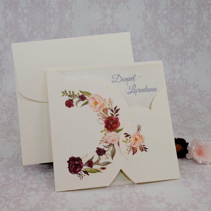 invitatii nunta clasice 2221