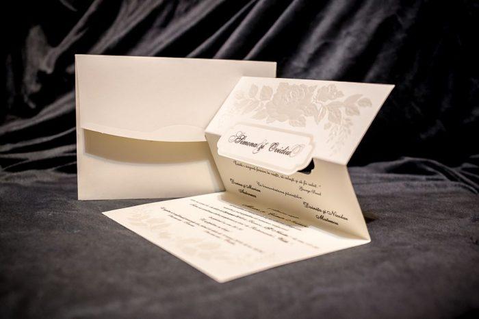 invitatii nunta crem 1401