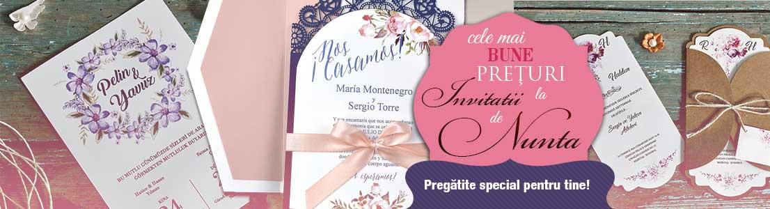 Invitatii de nunta Banner