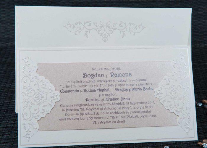 invitatii nunta elegante 20420