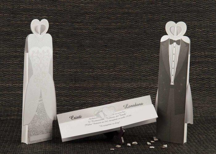 invitatii nunta mire si mireasa 20443