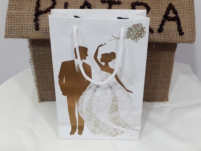 pungi cadou de nunta