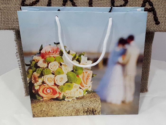 pungi nunta cadou