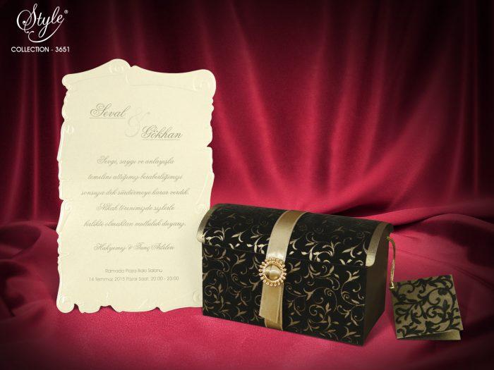 invitatii nunta cutiuta 3651