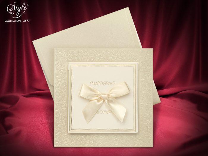 invitatii nunta tip felicitare 3677