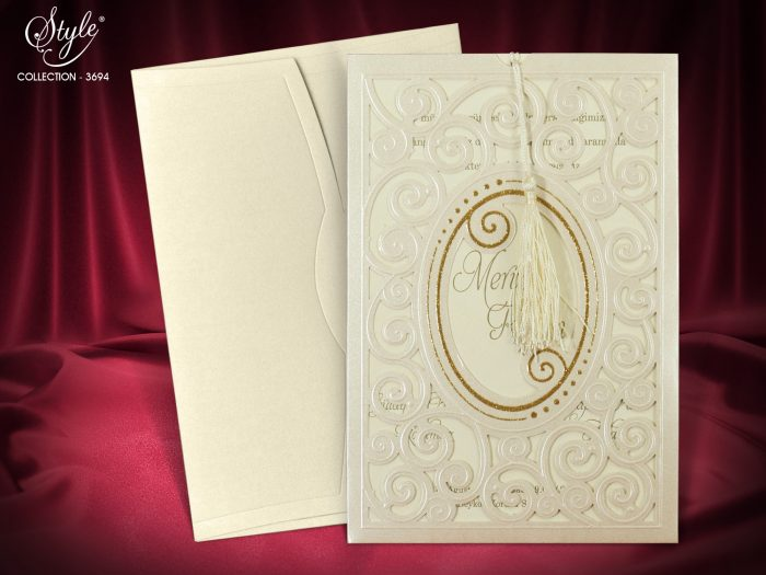 invitatii nunta laser 3694